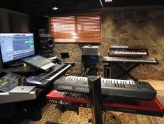 Phil's studio 2