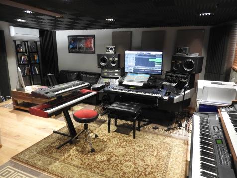 Phil's studio 3